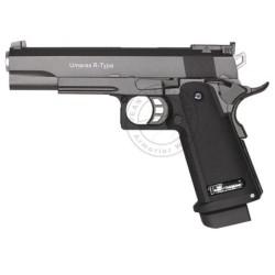 Pistolet ASG M93R II à billes airsoft à gaz
