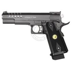 Pistolet ASG G17 à billes airsoft à gaz
